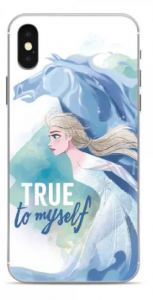 ETUI DISNEY ELSA DO HUAWEI P20 LITE 2019
