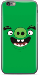 ETUI ANGRY BIRDS DO HUAWEI P20 LITE 2019 zielony