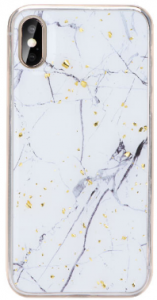 ETUI MARBLE MARMUR BIAŁY DO IPHONE 12